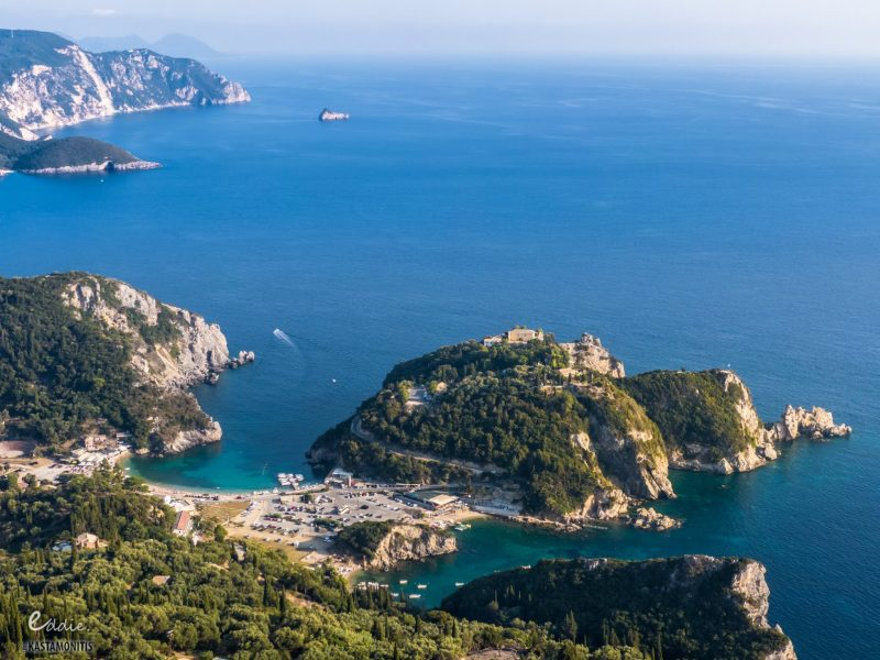 Custom Tours Corfu Greece